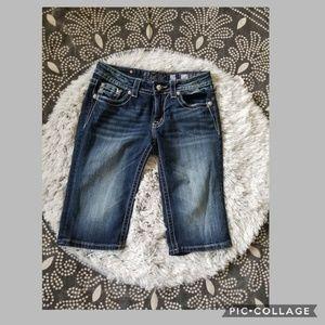 Miss Me Bermuda shorts JE5837M size 29